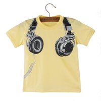 Cotton Boy T- shirt Baby Tops High Quality 2018 Funny Baby Cl...