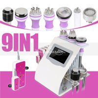 Professional 9 In 1 Lipo Laser Slimming Cavitation Vacuum Fa...