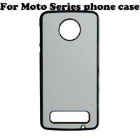 Leere Sublimation Handyhülle für Moto G5 E4 PLUS Moto Z Kraft X M C plus spielen DIY Fall + Aluminiumplatte