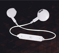 S6 Wireless Headset Sports Bluetooth Headset Neck Hanging St...