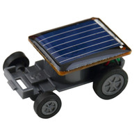 Funny Solar Toys Solar The a Car Solar Cricket Educational T...