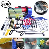 PDR Rods Haken Werkzeug Auto Toolkit Dent Remover Auto-Reparatur Körper Hagel Removal Tür Ding Dent-Schaden-Reparatur sehr beliebt Tool Kit