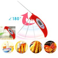 Digital Food Cooking Thermometer Instant Read Meat Thermomet...