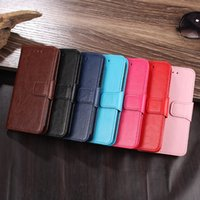 Stand Wallet Leather Flip Case for LG Stylo 4 3 Plus G6 G7 A...