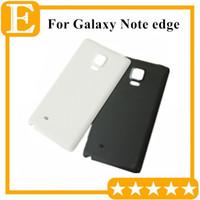 삼성 Galaxy Note 4 용 OEM 새 배터리 커버 Note4 edge N915 N915F VS N915A N9150 Back 배터리 도어 하우징 후면 커버 케이스