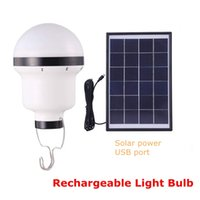 Edison2011 NEW Solar Bulb Explosion- proof Waterproof Recharg...