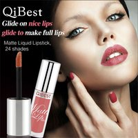 Explosions Qibest 24 Color Lip Gloss Lip Gloss Matte Nude Ve...