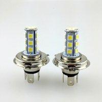 White H4 18 SMD 5050 18 LED 18SMD 18LED Lights Car Brake Reverse Tail Rear Signal Lighting Bulb 12V