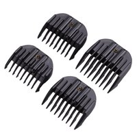4 Sizes Black cutting Clipper Tool Guide Comb Attachment For...