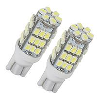 2 шт. Огни освещения номерного знака Задние фонари Высокое качество габаритные огни T10 42SMD 3528 W5W 1210 Лампы для чтения DC 12V светодиодные лампы