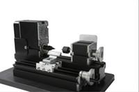 TZ20003M DIY BigPower Mini Metal Ahşap Torna Torna, 60 W 12000R / Min Motor, Standartlaştırılmış Çocuk Eğitimi, En İyi Hediye