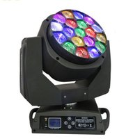 DMX512 LED Beam Head Bee Bee Eyes para 19 x 15W RGBW 4 en 1 LED B-Eye 19 K10 Etapa Light Llfa