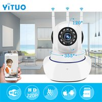 Wireless IP Security wifi Camera 720P wi- fi Video Surveillan...