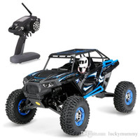 Wltoys RC Vehicle 2. 4G 2CH 4WD 30km h Electric Brushed Off- r...