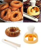 New Creative DIY Donut Mold Cake Decorating Tools Desserts B...
