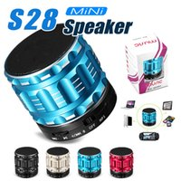 Portable Wireless Bluetooth Speaker S28 with Built in Mic TF...