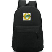 Hammarby рюкзак HIF клуб рюкзак команды портативный школьный футбол упражнения рюкзак Спорт школьный мешок Открытый день пакет