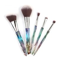 New 5Pcs set Multifunctional Makeup Brushes Set Concealer Ey...