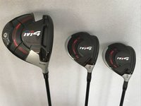 M4 Wood Set M4 Woods High Quality Golf M4 Clubs Driver + Fai...
