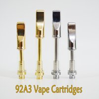 Ceramic Coil Vape Cartridges Vape Tanks 510 Cartridge 92A3 0...