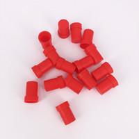 Tappo di protezione in silicone per la sua cartuccia V5 V9 Vu V5 V9 Vaso Vivo tappo rotondo