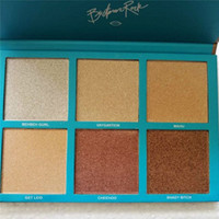 ¡Nueva llegada! Babe In Paradise Face Highlighter Palette Babe In Paradise Bronceadores Highlighters 6colors Highlighter Palette.