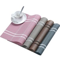 High Quality PVC Placemats for Dining Table Stain- resistant ...