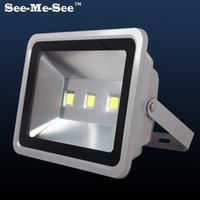 2 ADET / GRUP LED Işıklandırmalı 150 W 200 W 300 W 400 W IP66 Su Geçirmez LED Spot Refletor LED Dış Aydınlatma Bahçe Lambası, SMFL-01