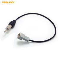 FEELDO автомобильный радиоприемник жильный кабель для 2009-2011 Hyundai / Kia KI-11 Женский антенный разъем адаптера # 1548