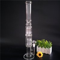 20 inches high thick and heave High quality glass bong glass...