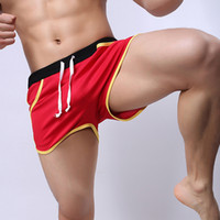 Wholesale- Men Sports Running Football Shorts Outdoor Fitness...