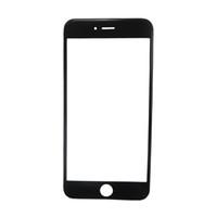 Vitre d'écran LCD préassemblé de haute qualité avec film OCA installé + cadre en verre Appuyez à froid pour iPhone 6S Plus