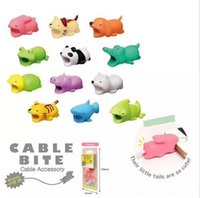 36 designs Cable Bite Charger Protector Savor Saver Cover Ph...
