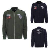 Gros 2018 nouveau style hommes coton Flying Tigers Air Force One grande veste veste cardigan