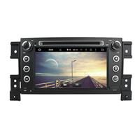 Lecteur DVD De Voiture Pour Suzuki Vitara 7 pouces Andriod 6.0 2 GB RAM avec GPS, Commande Au Volant, Bluetooth, Radio