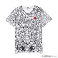 COM Großhandel neue beste Qualität weiß des 1 Silber funkelnden Glitzer Baumwolle T-Shirt / TOP selten SZ-M BNWT