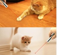 Interactive Light Pointer Cat Laser Toy Creative Pet Toy Fun...