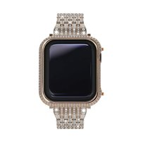 for apple watch series 5 series 4 diamond case bling rhinest...