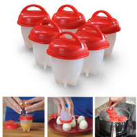 6psc lot Egglettes Egg Cooker Egg Cooking Pots without the S...