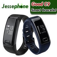 Bluetooth FITBIT smart wristband C9 with Heart Rate and Bloo...