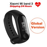 Xaomi Mi Band 3 Miband 3 Messaggio istantaneo impermeabile OLED Touch Screen Mi Band 2up Smart Xiaomi Fitness Tracker