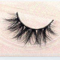 Cosmetic eye beauté outils vison extensions de cils marque privée bande cils 3d vison cils cils E11