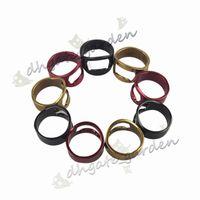 4 цвета палец кольцо открывалка для бутылок из нержавеющей стали открывалка для пива кольцо открывалка черный серебристый красный золото открывалки 22 мм 500 шт.