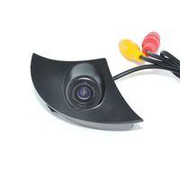 2015 caméra CCD vue de face de voiture pour Toyota RAV4 / Corolla / Camry / Prado / Land Cruiser / Avensis / caméra avant voiture Auris