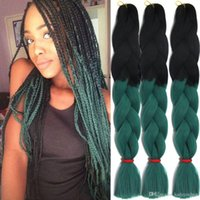 Jumbo Braids high temprature fiber Premium 24inch synthetic ...