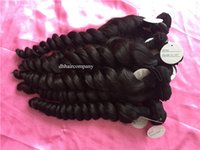 Peruvian Virgin Hair Extensiones Loose Wave 3 Bundles Natura...