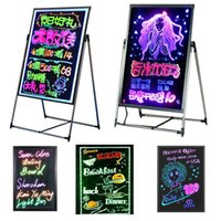1pcs livraison gratuite Cooler porte magasin lumière LED DIY Sanglier pour bar magasin hôtel signe lumières promotion conseil de publicité LED néons