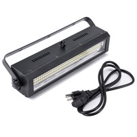 Strobe light 132LED White RGB bright Stage Lighting Strobe B...