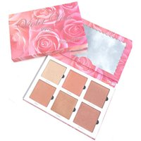NEW VIOLET VOSS ROSE GOLD HIGHLIGHTER PALETTE X Laura Lee Pr...