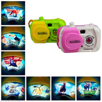 Color Ranom Camera Toy Projection Simulation Kids Digital Ca...